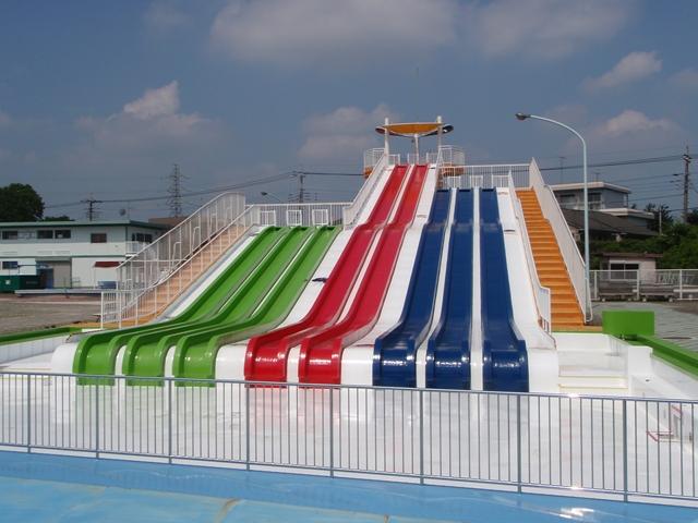 北野公園市民プール